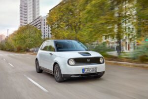 Honda e Advance 2020, Rusty - Living with an EV: Road trip report