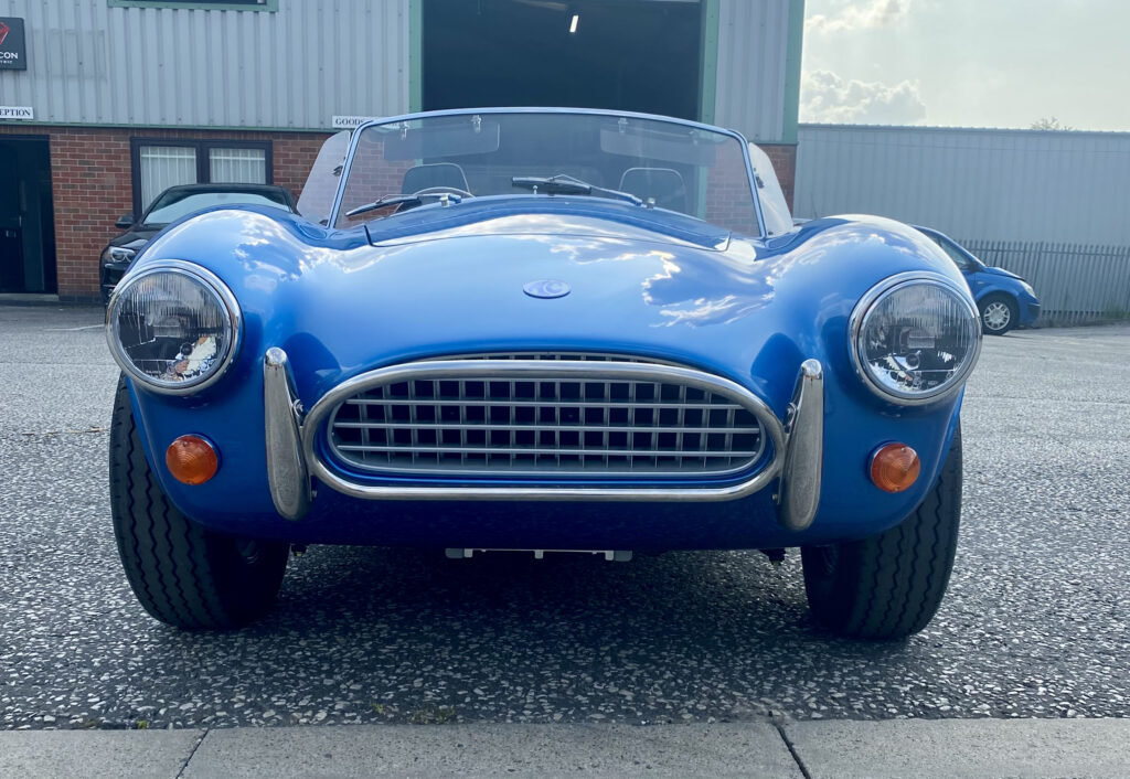 The first AC Cobra Series 1 electric coming soon!