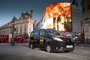 Dynamo Motor Company powers the future with world's 1st fully electric Black Cab