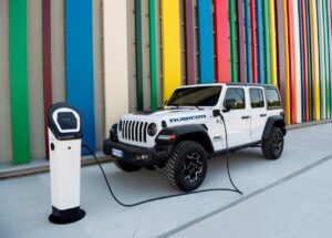 Jeep celebrates 80 years by looking towards an electric future