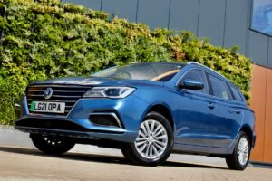 MG5 EV on sale now with a 250 mile range