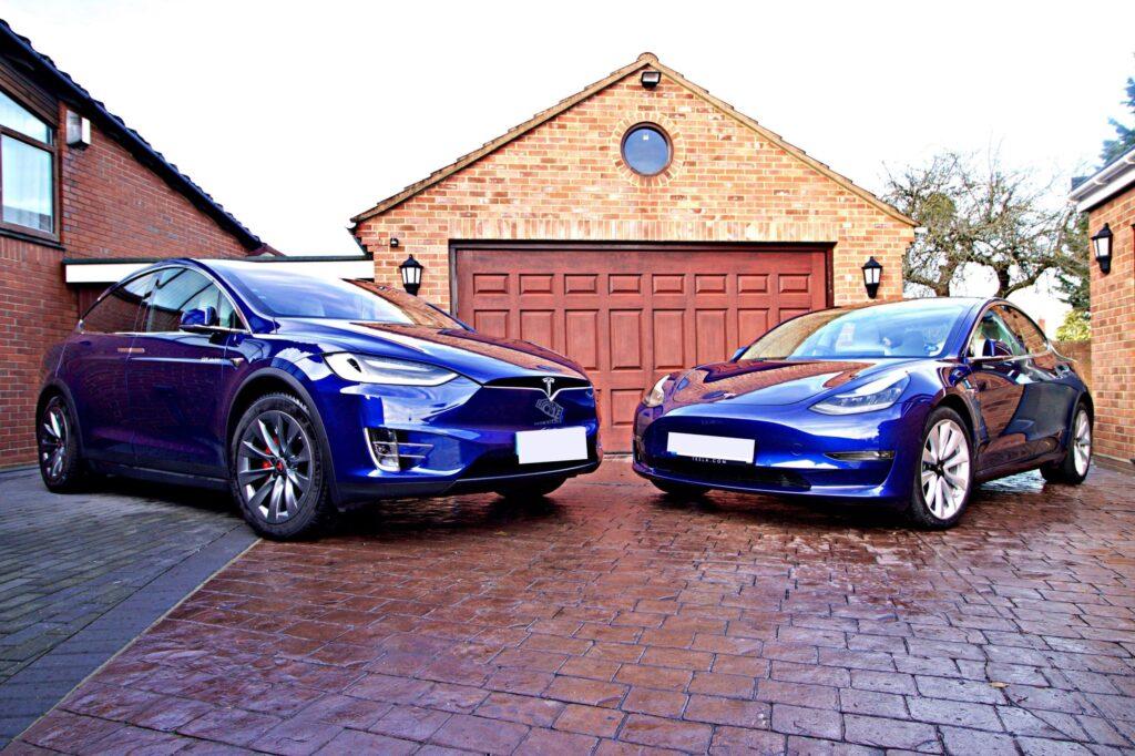 Tesla Model 3 Long Range 2019 & Model X P100D, Nick - EV Owner Review