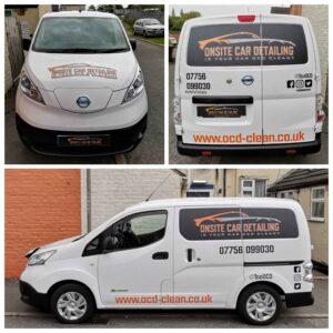 Nissan e-NV200 Acenta Rapid Plus Van 2014, Tony - EV Owner Review