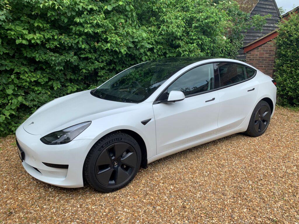 Tesla Model 3 Standard Range Plus 2021, Pete - EV Owner Review