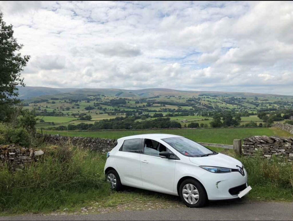 Renault Zoe Expression 22kWh 2016, Andy - EV Owner Review