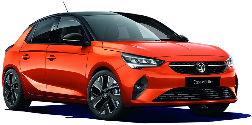 Vauxhall adds Griffin version to new Corsa-e starting from £26,390 OTR