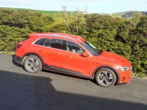 Audi e-tron 55 Quattro 2019, Bob - EV Owner Review