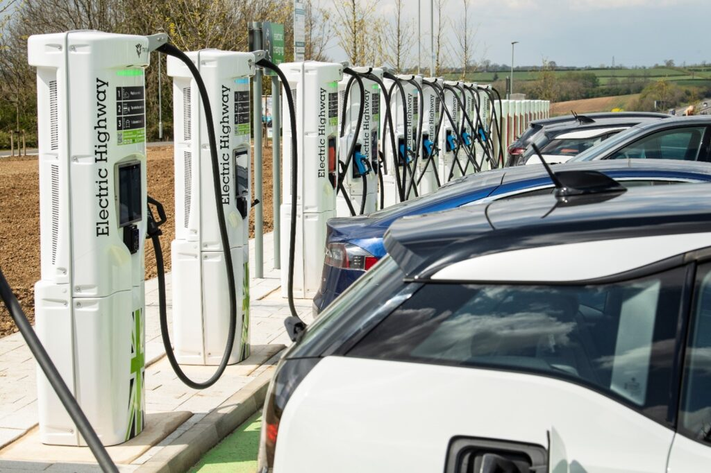 GRIDSERVE launches the 'GRIDSERVE Electric Highway'