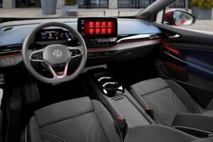 Volkswagen ID.4 GTX electric performance SUV now on sale from £55,540 OTR