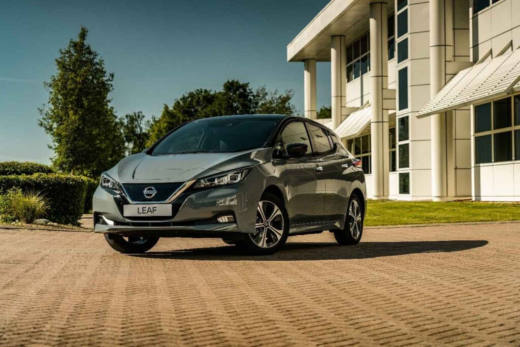 Nissan announces the new LEAF featuring 'Canto' sound