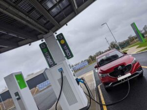 MG ZS EV Exclusive 44.5kWh 2019, Richard - EV Owner Review