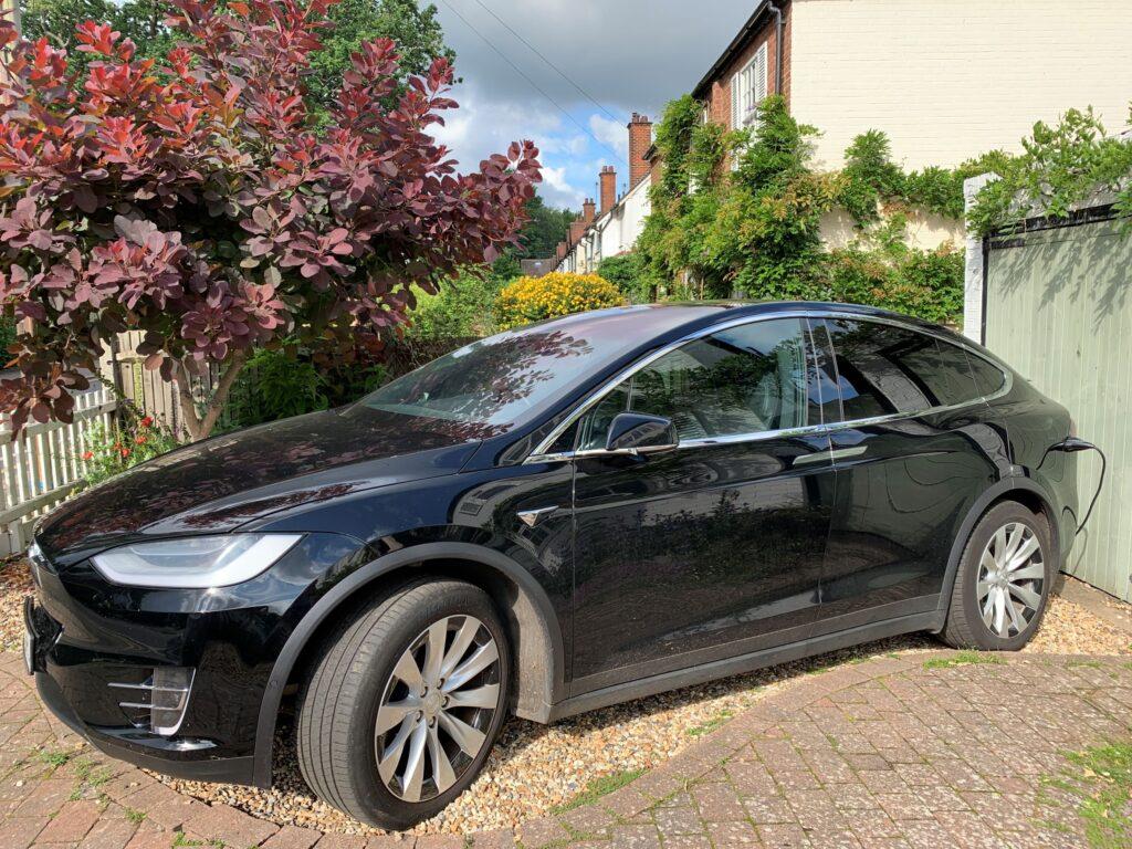 Tesla Model X Long Range 2020, Nigel - EV Owner Review