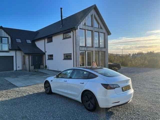 Tesla Model 3 Long Range 2021, Sean - EV Owner Review
