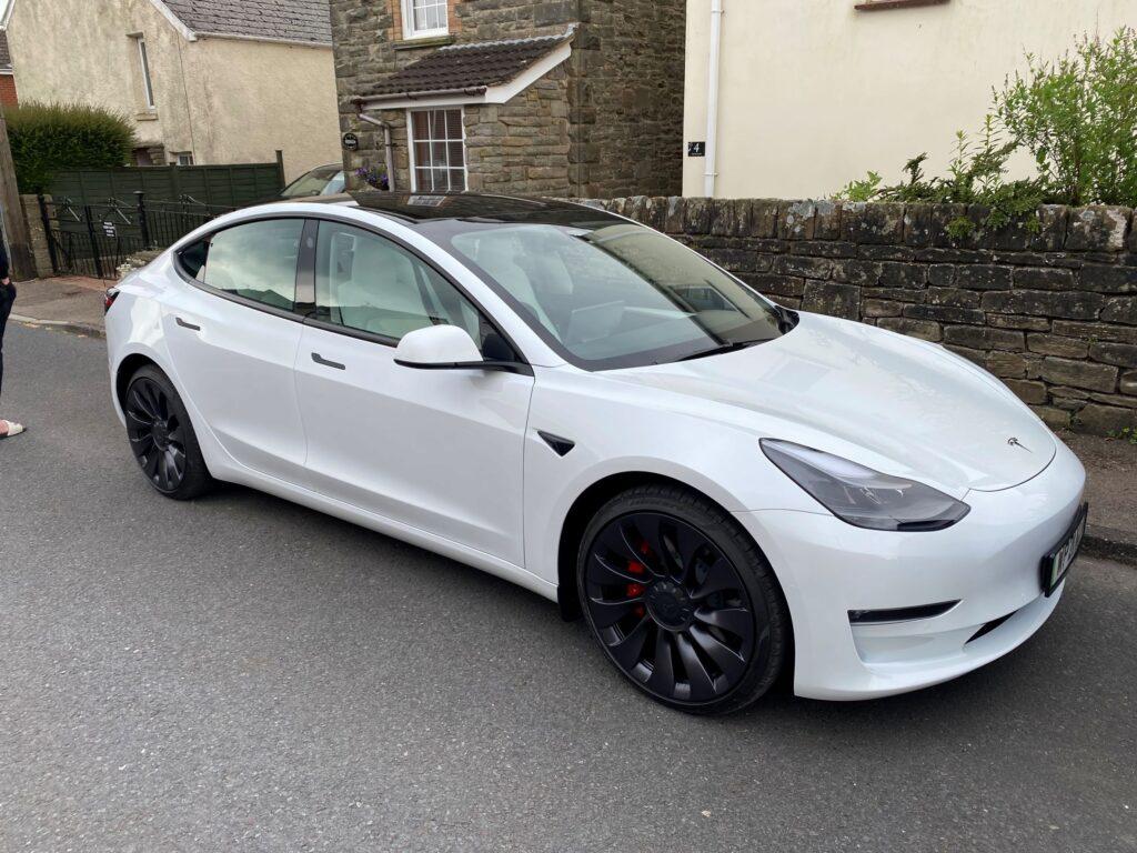 Tesla Model 3 Performance 2021, Shane - EV Owner Review