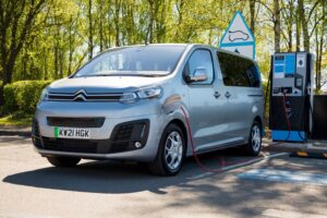 Citroen announces pricing and specification for e-SpaceTourer range - starting from £31,995