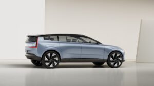 The Volvo Concept Recharge – a sign of things to come from Volvo's full-electric era