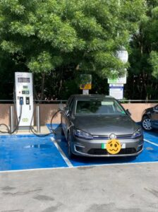 Volkswagen e-Golf 35kWh, Anthony Hibbs - Living with an EV: Public charging