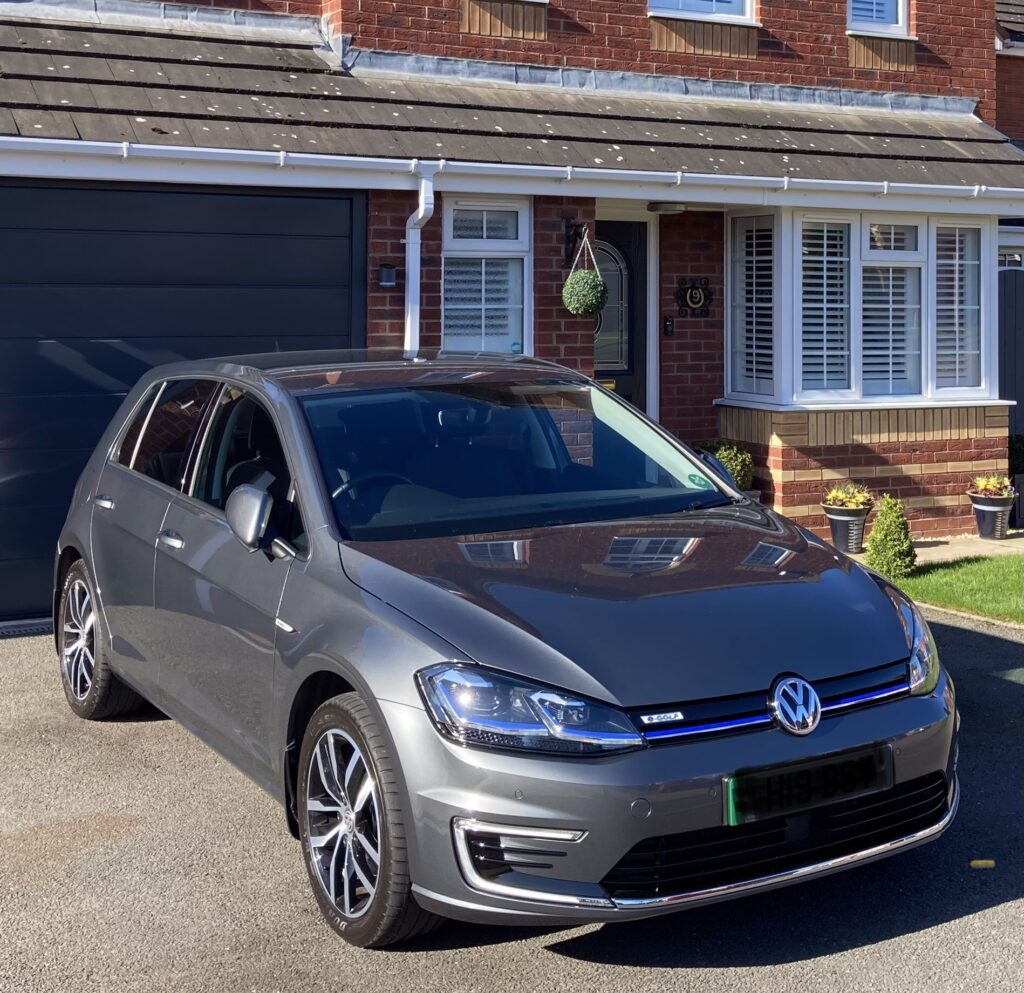 Volkswagen e-Golf, Anthony - Living with an EV: Getting started