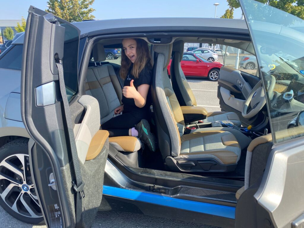 BMW i3 Rex 2015, David - Living with an EV: Getting started