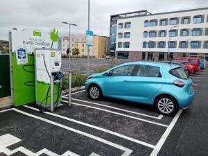 Renault Zoe ZE50 Iconic 2021, Glen - Living with an EV: Public charging