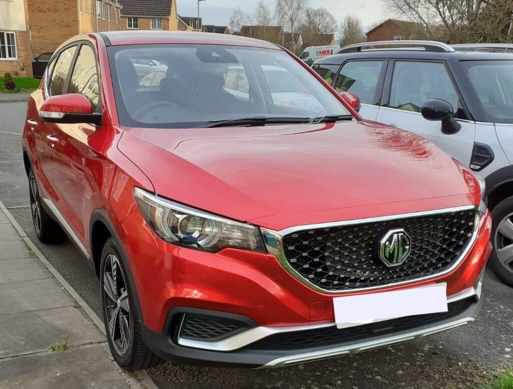 MG ZS EV Exclusive, John - EV Owner Review