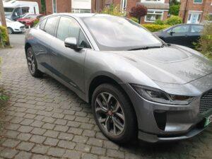 Jaguar I-pace 2021, Stewart - EV owner review