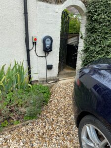 Tesla Model S 85 2014, Kevin - Living with an EV: Home charging