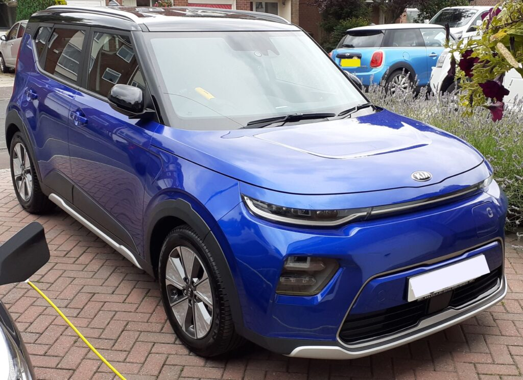 Kia Soul First Edition 64kWh 2020, Martin O - EV Owner Review