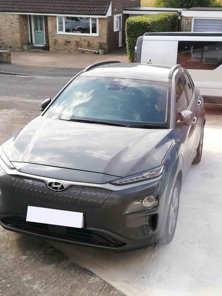 Hyundai Kona Electric 2019, Andrew - EV owner review