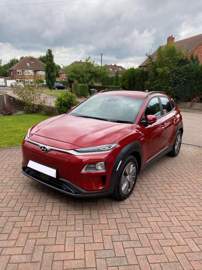 Hyundai Kona 64kWh 2020, Rob Heap - Living with an EV: Getting started