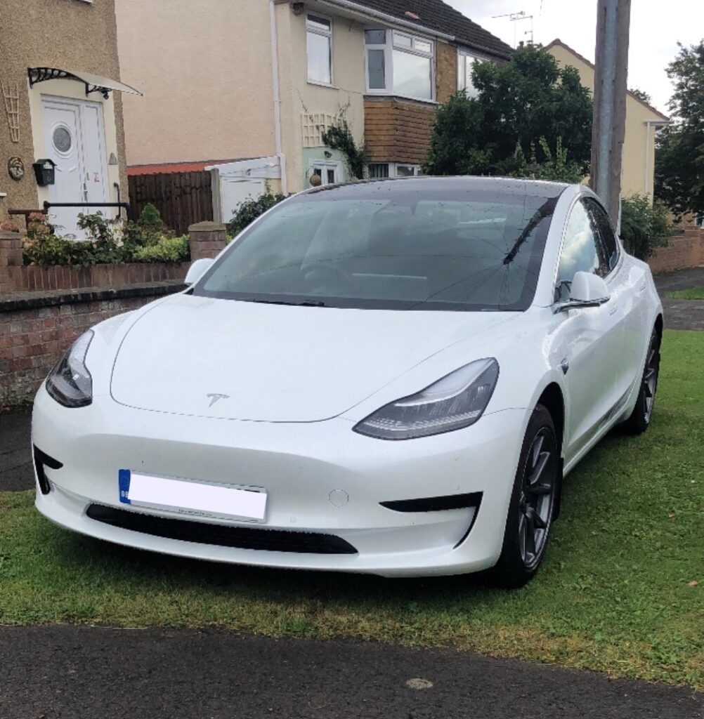 Tesla Model 3 SR+, Dave - Living with an EV: Bristol to Peterborough to Godalming to Bristol Road trip report