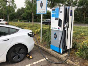 Tesla Model 3 Long Range, Paul - Living with an EV: Road trip report