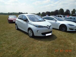 Renault Zoe 2013, Julian Davies - Living with an EV: Getting started