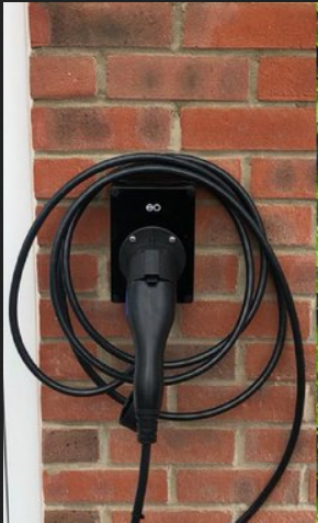 Honda e Advance 2020, Rusty - Living with an EV: Home charging