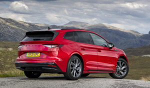 More powerful Skoda Enyaq iV 195kW all wheel drive released - from £46k