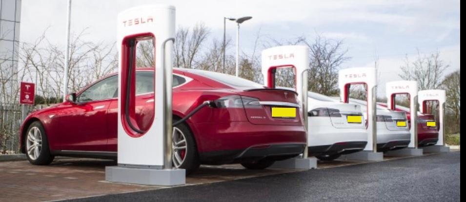 Tesla Model S 85 2014, Kevin Noble - Living with an EV: Public charging