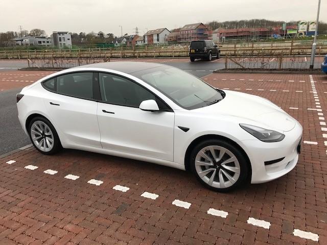 Tesla Model 3 Standard Plus 2020, Ed - EV Owner Review