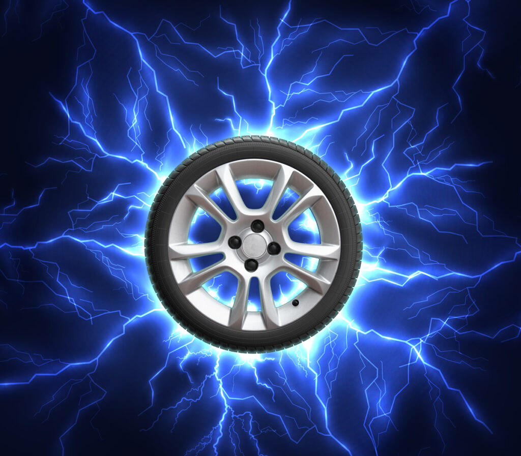 Choose the right tyres for your electric car to avoid a nasty shock, warns TyreSafe