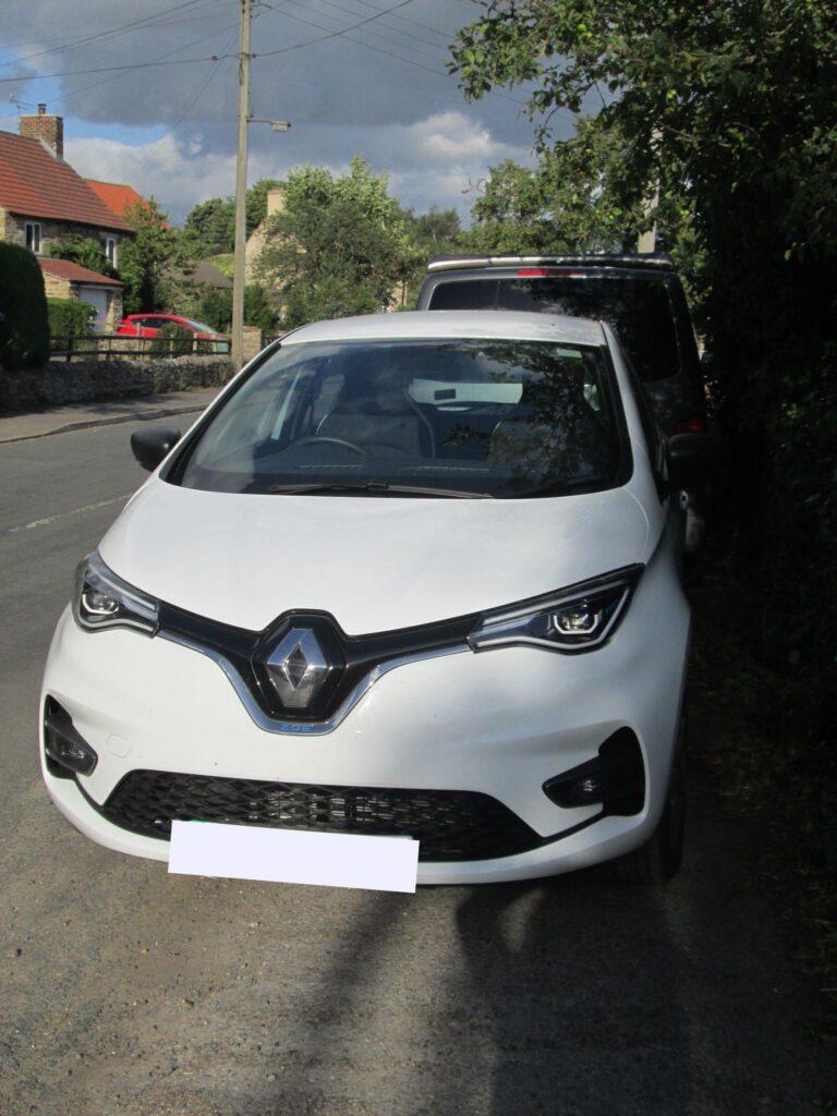 Renault Zoe R110 2021, Wendy