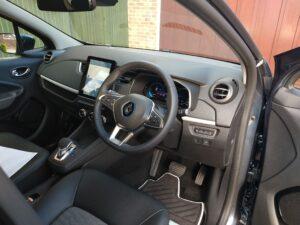 Renault Zoe ZE 50 GT Line 2020, Philip - EV Owner Review