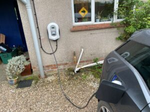 BMW i3 REx, Andy - Living with an EV: Home charging