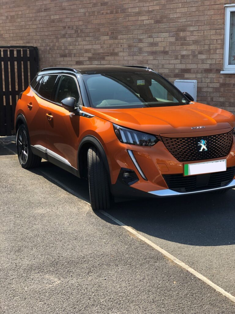 Peugeot e-2008 2021, Terry - Living with an EV: Getting started