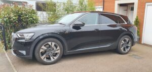 Audi eTron 50, Eddie - Living with an EV: Getting started