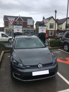 Volkswagen e-Golf 35kWh, Anthony - Living with an EV: Road trip report