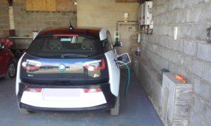 BMW i3 BEV 2014, George - Living with an EV: Home charging