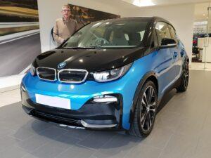 BMW i3s 94 Ah Range Extender 2018, Richard - EV Owner Review