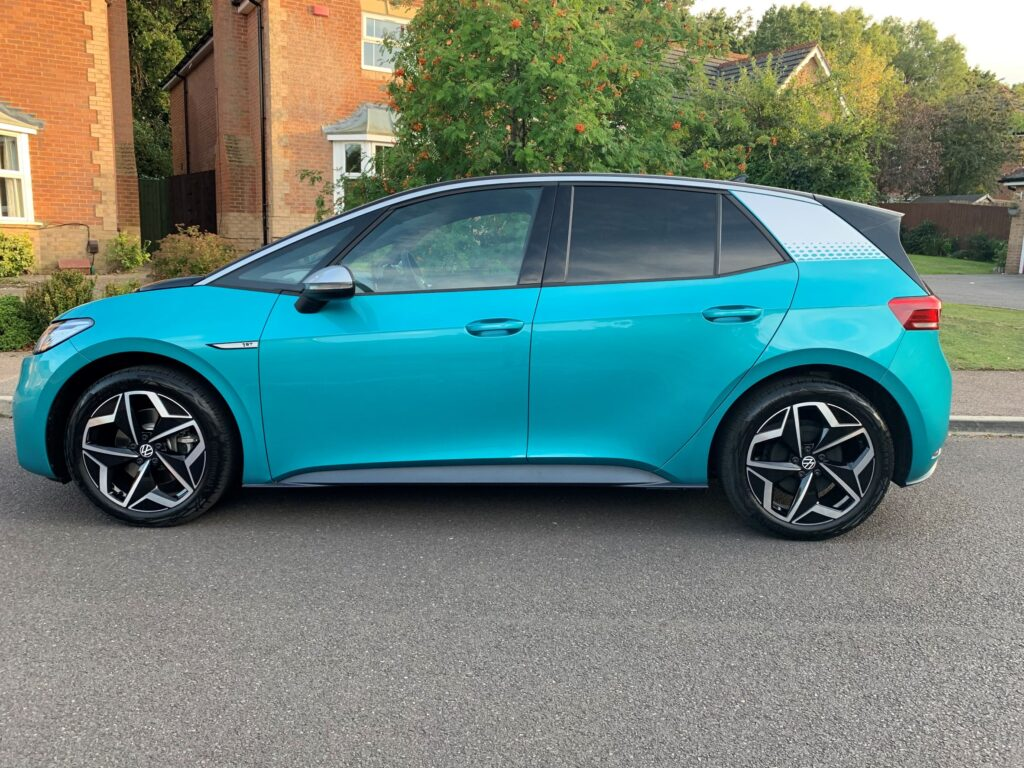 Volkswagen ID.3 1st Edition, 2020, Chris - EV Owner Review