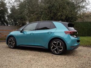 VW ID.3 Family Pro Performance 2020, Paul - EV Owner Review