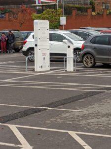 Renault Zoe 2013, Julian Davies - Living with an EV: Public charging