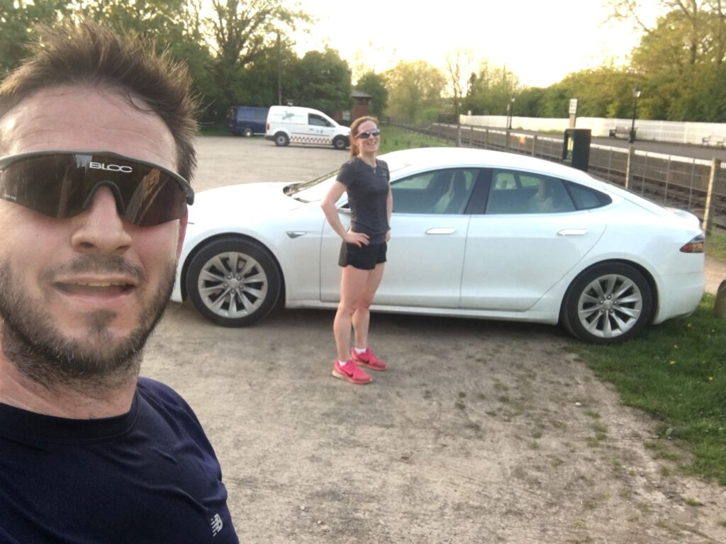 Tesla model 3 2021, Kate - EV owner review